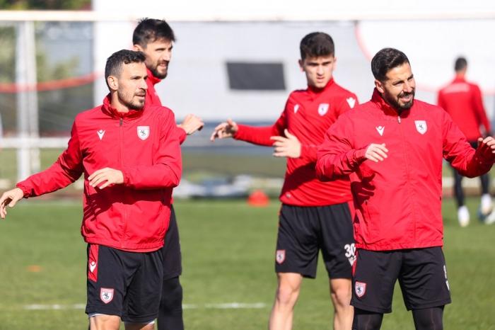 Rakip Samsunspor'da hazırlıklar tamamlandı
